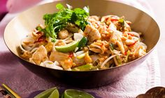 Authentic Chicken Pad Thai You Can Make in Just 20 Minutes