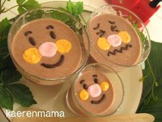 anpanman chocolate purine