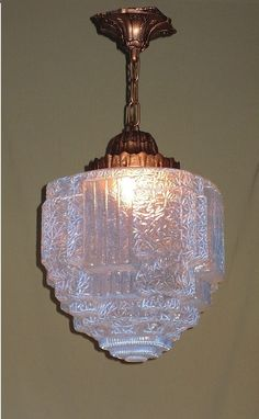 art deco lighting fixtures   Art Deco Lighting   Art Deco Lights   For Sale   Antiques.com ...