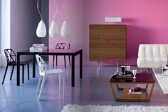 Modern Living Room Interior Design Ideas & Inspirations for 2009 by Calligaris | Modern Interiors