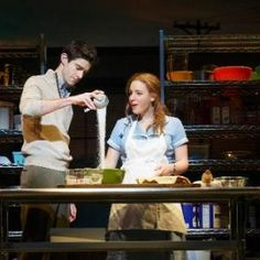 Props are for amateurs. Professional baker, Stacy Donnelly, cooks piping hot pies for every Broadway performance. Find out how she's raising the culinary bar on Broadway.
