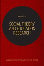 Social Theory and Education Research (2013). Mark Murphy