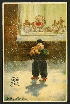 jenny nyström julkort - Google zoeken