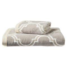 Threshold™ Frett Bath Towels : Target