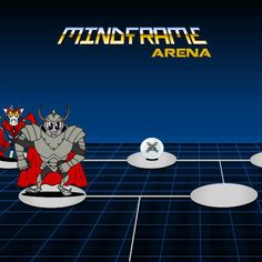 Mindframe Arena from a different angle Different Angles, Game Dev, Board Games, Movies, Movie Posters, Tabletop Games, Films, Film Poster, Cinema