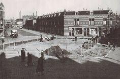 Gorzen rozenburgerplein jaren 50