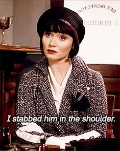 miss fisher gif