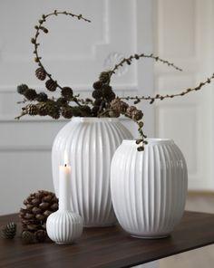 Kähler Design Hammershøi Vase Höhe 20 cm