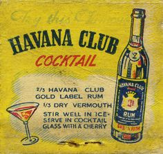 Havana Club Rum | Flickr - Photo Sharing!