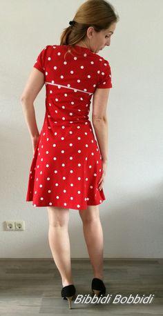 Nivalis Dress from Sofilantjes. Made by Bibbidi Bobbidi