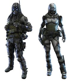 View an image titled 'Sniper IMC Pilot Art' in our Titanfall art gallery featuring official character designs, concept art, and promo pictures. Game Character Design, Character Concept, Character Art, Concept Art, Armor Concept, Cyberpunk, Titanfall Game, Science Fiction, Combat Armor