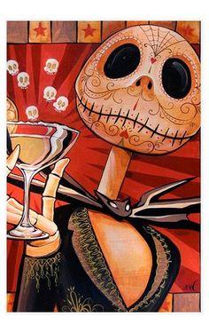 Sugar Skull Jack