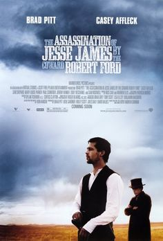 The Assassination of Jesse James by the Coward Robert Ford 11x17 Movie Poster (2007)