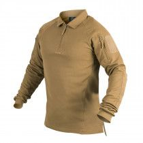 Polo RANGE® Airsoft, Hugo Boss, Underwear, Dandy, One Piece, Athletic, Long Sleeve, Fit, Sleeves