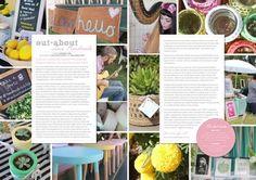 Love Handmade markets featured in Tickle the Imagination magazine #handmaderedcliffe #handmadesamford