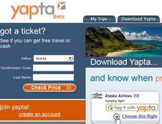 "PRICE CHECK: Yapta: lets you track airline prices so you can get the best deals on flights  ""Airlines only honor their 'guaranteed airfare rule' if people buy directly from the airline (so it doesn't apply if you buy on Expedia, for example),"" says Pecor."