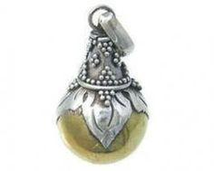 Harmony Chime Ball Pendants Sterling Silver Bali Jewelry www.secretgardengems.net