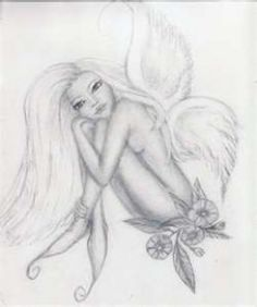 Beautiful fairy to tattoo I want to get.