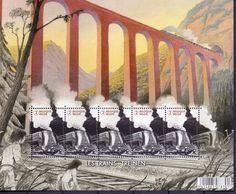België 1995/2012 - Themaverzameling Spoorwegen met vignetten enveloppen en telefoonkaarten  Alles is afgebeeld. Aangetekende verzending.  EUR 56.00  Meer informatie