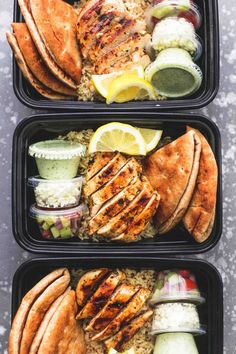 28 Healthy Meal Prep Recipes for an Easy Week. 28 Healthy Meal Prep Recipes for an Easy Week for lunches. Sunday is for meal prepping and we rounded up 28 healthy meal prep recipes that you can make for a healthy and easy week. Healthy Drinks, Healthy Snacks, Dinner Healthy, Easy Work Lunches Healthy, Healthy Food Prep, Lunch Snacks, Nutrition Drinks, Healthy Weekly Meal Prep, Food For Lunch