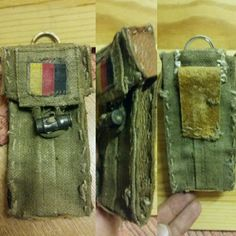 Postapocalyptic pouch model Sturmann! #postspocalypticpouch #postapocalypticgermany #dasreich #sturmann #retro #repro #military #bundeswehr #luger #sig #bullet #useful #practical #fromwaste #fromnothingtosomething #madmax #pustinnystanek
