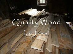 Three Ways to Dismantle Pallets to Obtain Free Wood for Carpentry - Deals with all variety of complications you might encounter!