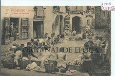 (PS-21055)POSTAL DE BALAGUER(LLEIDA)-LAVADERO (Postales - España - Cataluña Antigua (hasta 1939) - Lleida)