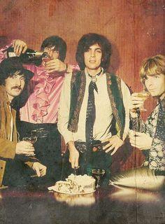 Pink Floyd (1967) …