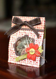 tutorial pacchetto regalo by eva