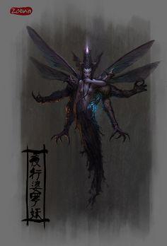 Character Design | Artist: Zpz