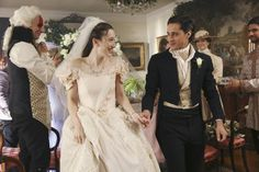 """Alice & Cyrus (from """"Once Upon A Time In Wonderland"""" S1 Ep13)"""