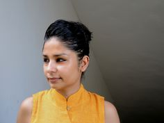 The designer-Swati Kalsi