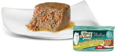 Have you tried new Fancy Feast Medleys Pate recipes? Give her a more thoughtful mealtime today! www.DiscoverMedleys.com