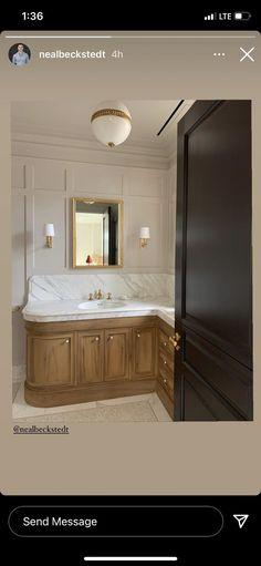 Green Bathroom Decor, Modern Bathroom Decor, Bathroom Images, Large Bathrooms, Modern Traditional, Master Bathroom, Design Ideas, Decor Ideas, Park