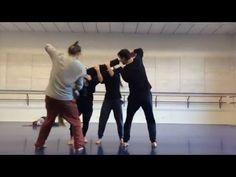 contemporary | floor work | partnering | ROSER LÓPEZ ESPINOSA - YouTube