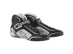 ALPINESTARS Tech 1-T Driving Shoes - FIA Certified - Black Silver - Size 11   black  silver  size  certified  shoes  tech  driving  alpinestars 94a9057bd