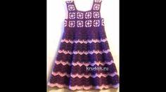 Crochet Patterns| for free |crochet baby dress| 2112