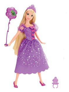 Tangled Rapunzel Hot | Disney Party Princess Tangled Rapunzel Doll