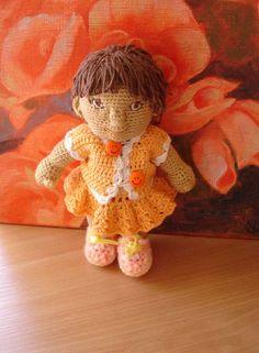 doll - free pattern