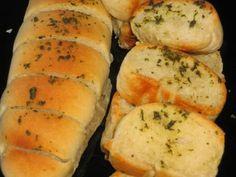Receta: Pan de ajo y pancitos de cebolla. - Taringa!