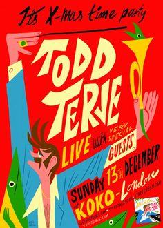 Todd Terje