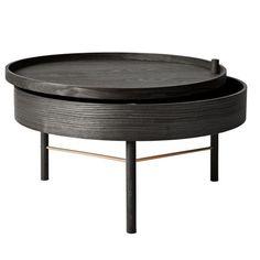 Menu Turning Table Beistelltisch Shop I design-bestseller. Space Furniture, Furniture For Small Spaces, Table Furniture, Modern Furniture, Furniture Design, Luxury Furniture, Furniture Storage, Ok Design, Deco Design