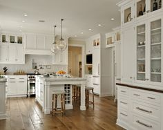 mylittledreamhome:  Great clean kitchen.