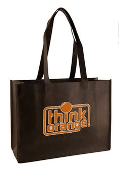 An environment-friendly nonwoven tote bag.
