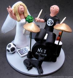 drummer wedding cake topper rustic wedding cupcakes in taupe merlot and 13755