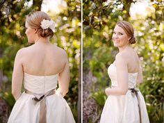 Lovely bridal portrait from Studio 222 Photography