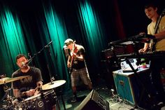 Photos, videos & review of The Supervillains, Through the Roots and The Walkervilles from their performances in The Red Room @ Cafe 939 at Berklee College of Music in Boston, MA on 10-21-2014