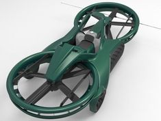Aero-X Hoverbike Is The Ultimate Off-Road Vehicle  ... see more at InventorSpot.com