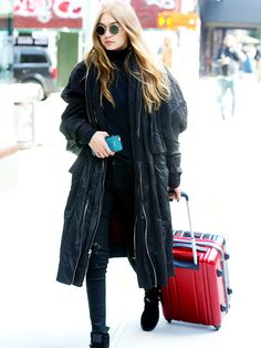 How to Travel Internationally With Only a Carry-On via @WhoWhatWearUK