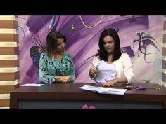 Mulher.com 05/11/2013 - Sapatinhos de Bebe - Jaqueline Santos (Bloco 1/2) - YouTube